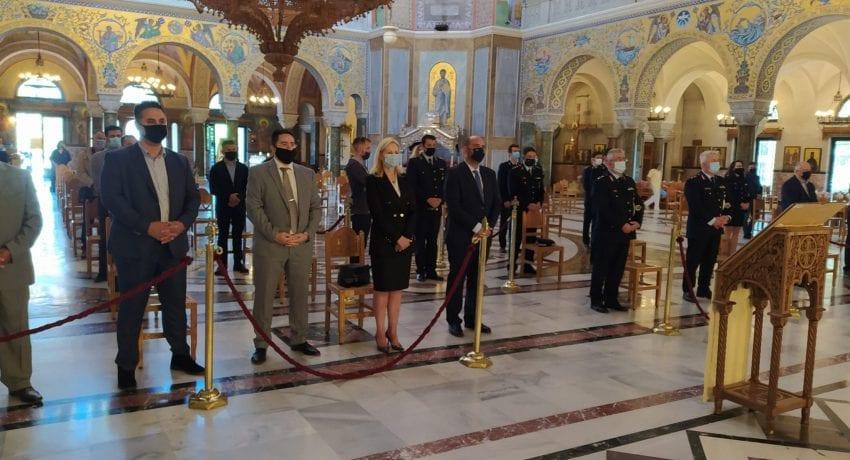20-10-2020-Εορτασμός-του-προστάτη-του-Σώματος-και-της-Ημέρας-της-Ελληνικής-Αστυνομίας-4-scaled