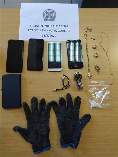 Δυτική Ελλάδα: Πήραν με τη βία 5.000 ευρώ και κοσμήματα - Τρεις συλλήψεις