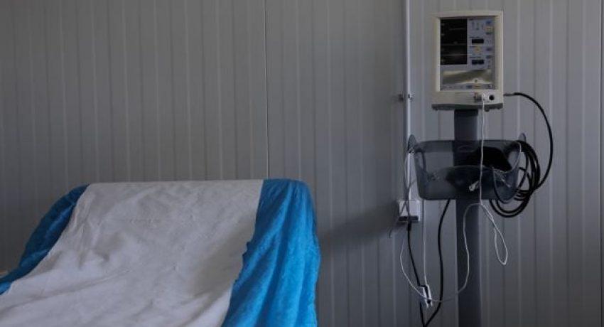 2019–nCoV; COVID-19; Greece; corona virus; coronavirus; Ελλάδα; Κορωναϊός; κοροναϊός; κορωνοϊός; isolation boxes; ΓΝΑ Γεννηματάς; Γενικό Νοσοκομείο Αθηνών; ΓΕΝ; Νοσοκομείο; hospital; General Hospital G. Gennimatas;