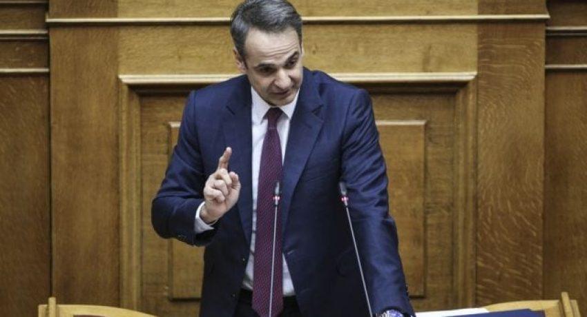 Συζήτηση στην Ολομέλεια της βουλής για την αμυντική συμφωνία Ελλάδας – ΗΠΑ, στην Αθήνα, στις 30 Ιανουαρίου, 2020