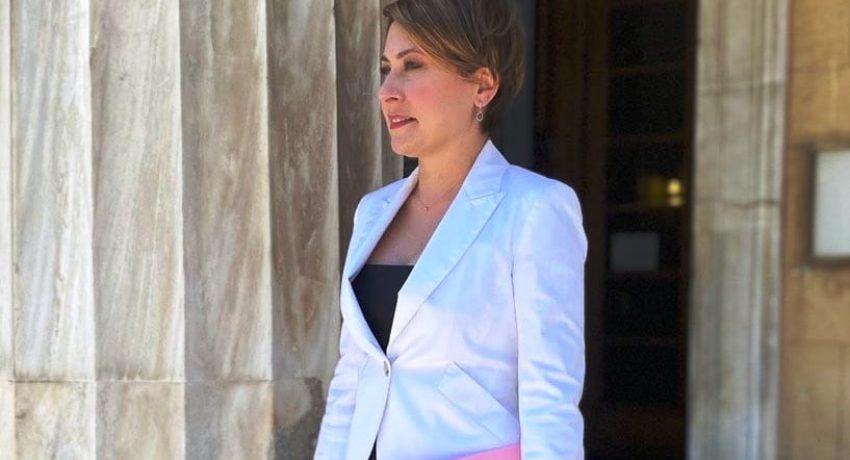 Χριστίνα Αλεξοπούλου - Βουλή 3