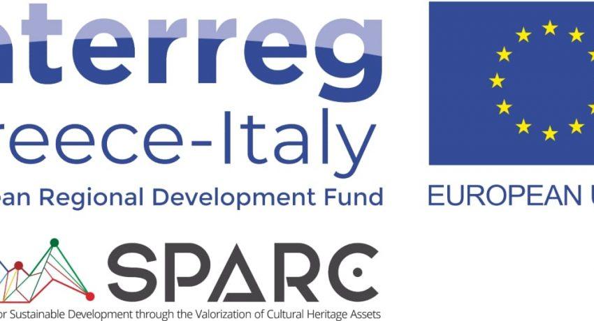 INTERREG GR IT_ SPARC_