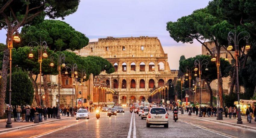 rome_cars_shutterstock_561912133