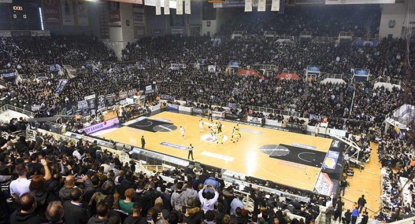 ÐÁÏÊ - ÁÑÇÓ PAOK - ARIS (BASKET LEAGUE 2019-2020)