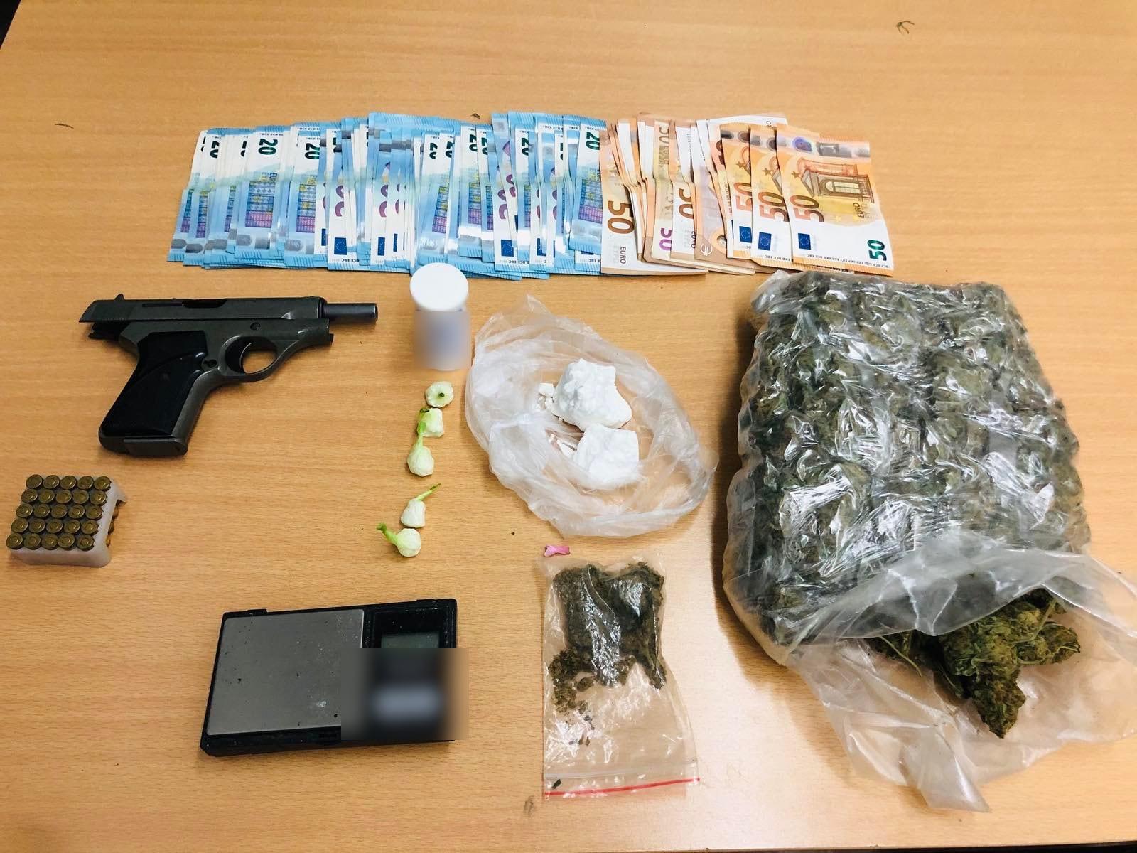 29-12-2020 Συνελήφθη διακινητής ναρκωτικών στην Πάτρα (2)