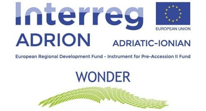 Logo Adrion Enviroment WONDER