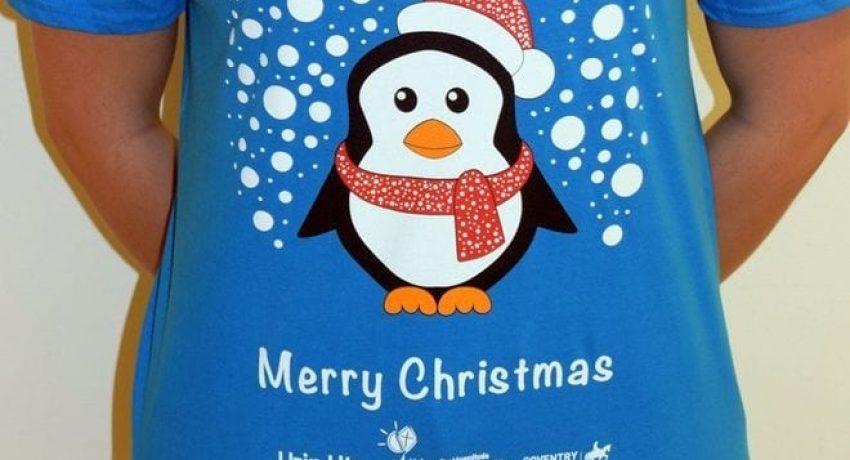 tshirt-blue-pengiun-christmas