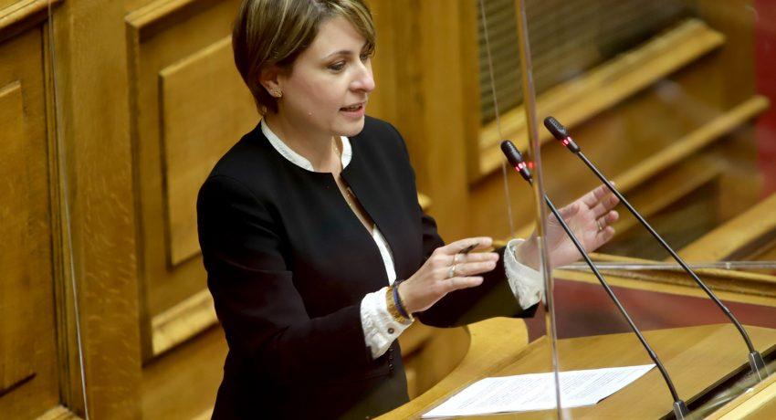 Αλεξοπούλου Βουλή ΝΣ