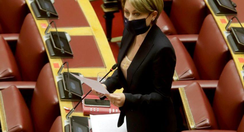 Αλεξοπούλου Εδρανα Βουλής