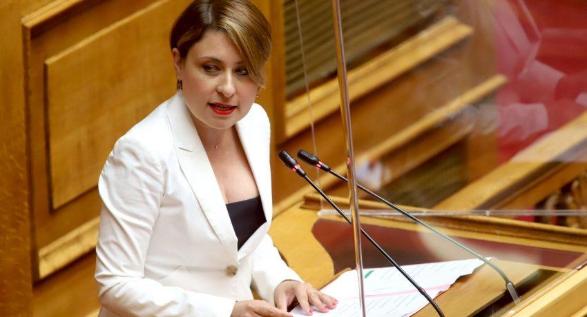 Χριστίνα Αλεξοπούλου - Βουλή.5