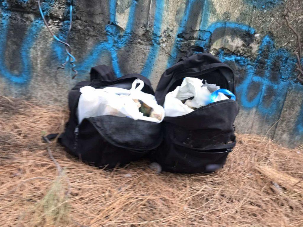 Πάτρα: Εντοπίστηκαν 17 βόμβες μολότοφ σε δασώδη περιοχή