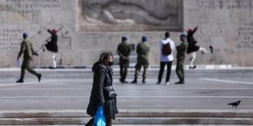 Athens, Greece, February 12, 2021 / Αθήνα, 12 Φεβρουαρίου, 2021
