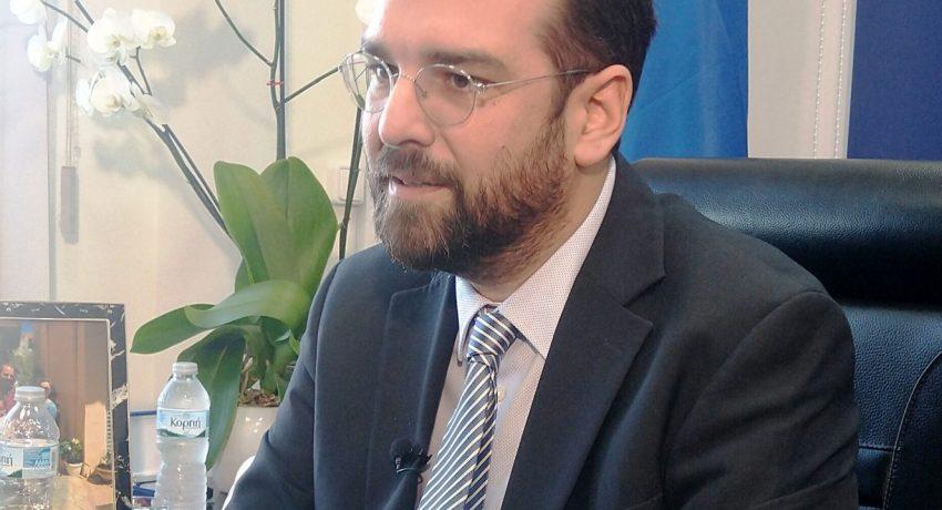 NEKTARIOS FARMAKIS