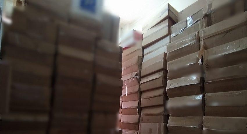 16-5-2021 Εξαρθρώθηκε εγκληματική οργάνωση που διακινούσε λαθραία καπνικά προϊόντα στην Αχαϊα (2)