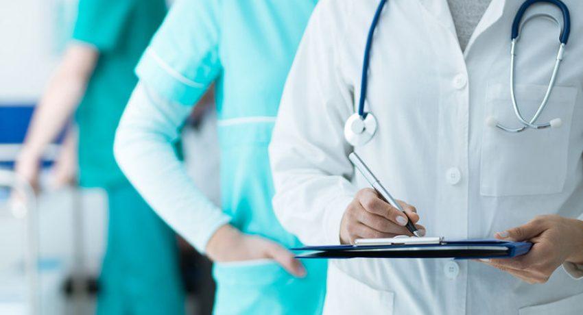 bigstock-Doctors-Checking-Medical-Recor-225737713