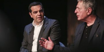 Debate of the prime minister of Greece, Alexis Tsipras with young people on the the future of Europe and Greece,in Athens, on March 18, 2019 / Συζητησή του πρωθυπουργού, Αλέξη Τσίπρα με νέους για το μέλλον της Ευρώπης και της Ελλάδας, στην Αθήνα, στις 18 Μαρτίου, 2019